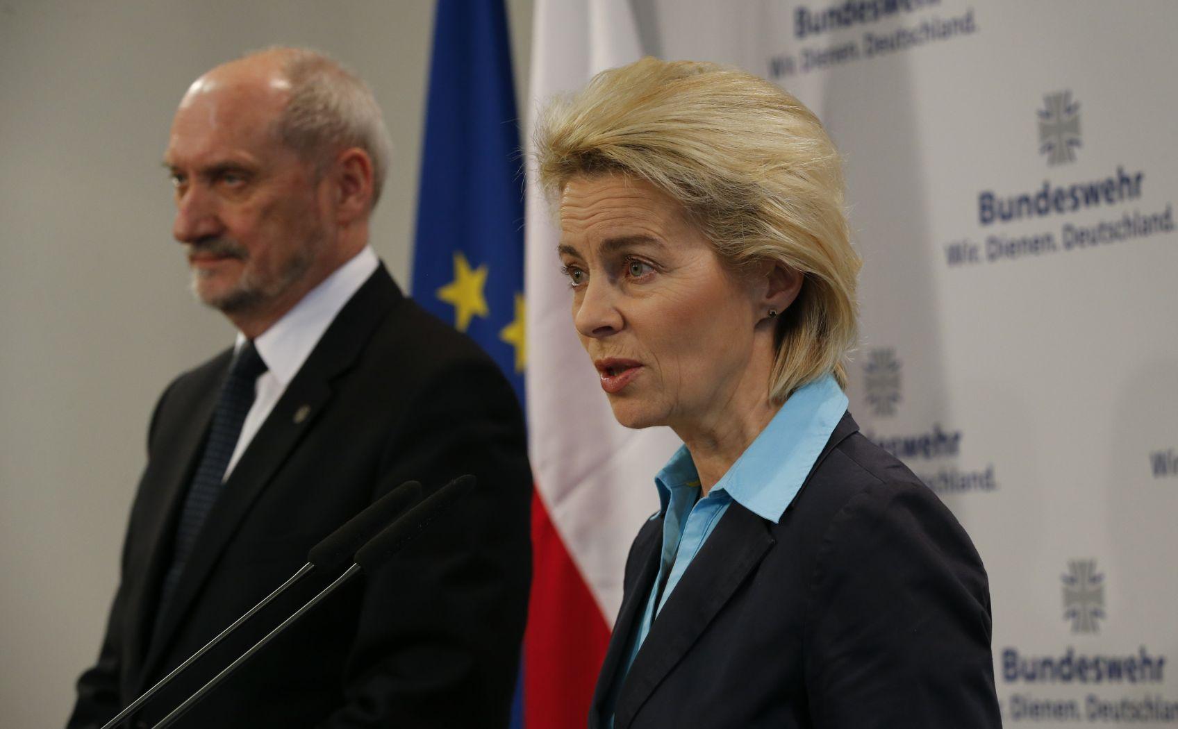 cc3a565740dc7d Sukces Polski: Niemka na czele Unii   En passant